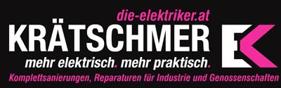 Krätschmer - Die Elektriker - Komplettsanierungen - Reparaturen für Industrie und Genossenschaften- Schwanenstadt